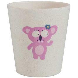 Jack N Jill BIO Koala pohárek z bambusových a rýžových plev 300 ml