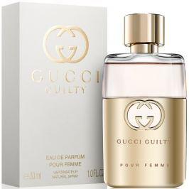 Gucci Guilty pour Femme parfémovaná voda pro ženy 30 ml