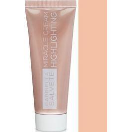 Gabriella Salvete Miracle Cream Highlighting hydratační krémový rozjasňovač 02 Be Loved 25 ml