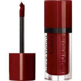 Bourjois Rouge Edition Velvet tekutá rtěnka s matným efektem 19 Jolie-De-Vin 7,7 ml