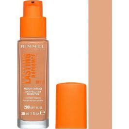 Rimmel London Lasting Radiance make-up 200 Soft Beige 30 ml