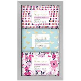 Baylis & Harding Lesní zvonek a Květinová louka toaletní mýdlo 3 x 100 g, kosmetická sada