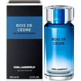 Karl Lagerfeld Bois de Cedre toaletní voda pro muže 100 ml