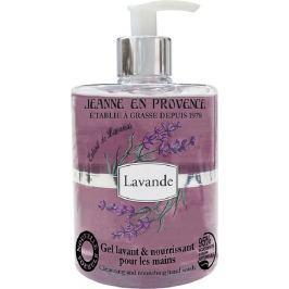 Jeanne en Provence Lavande Levandule mycí gel na ruce 500 ml