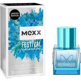 Mexx Festival Splashes Man toaletní voda 30 ml