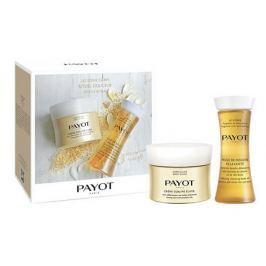 Payot Body Elixir Creme Sublime Elixir zpevňující péče se vzácnými oleji 200 ml + Huile de Douche Rellaxante Relaxační sprchový olej s výtažky jasmínu a bílého čaje 125 ml, kosmetická sada