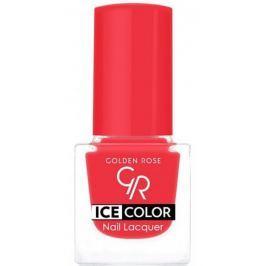 Golden Rose Ice Color Nail Lacquer lak na nehty mini 122 6 ml