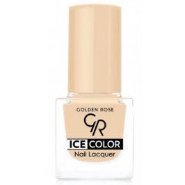 Golden Rose Ice Color Nail Lacquer lak na nehty mini 108 6 ml