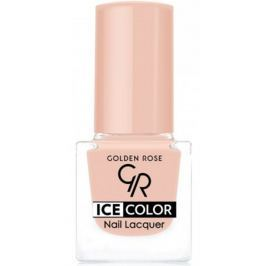 Golden Rose Ice Color Nail Lacquer lak na nehty mini 106 6 ml