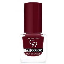 Golden Rose Ice Color Nail Lacquer lak na nehty mini 129 6 ml