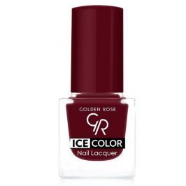 Golden Rose Ice Color Nail Lacquer lak na nehty mini 128 6 ml