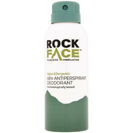 RockFace Hypo Alergenic 48h antiperspirant deodorant sprej pro muže scitlivou pokožkou 150 ml