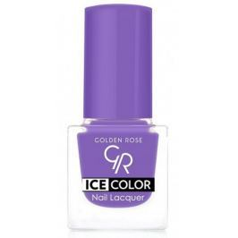 Golden Rose Ice Color Nail Lacquer lak na nehty mini 131 6 ml