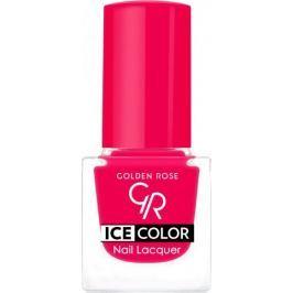 Golden Rose Ice Color Nail Lacquer lak na nehty mini 141 6 ml