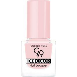 Golden Rose Ice Color Nail Lacquer lak na nehty mini 215 6 ml