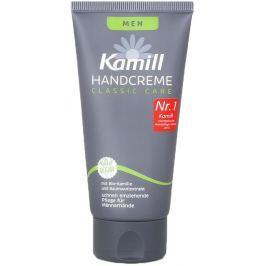 Kamill Men Vegan s bavlněným a heřmánkovým extraktem krém na ruce pro muže tuba 75 ml