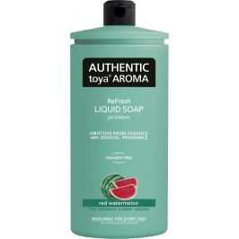 Authentic Toya Aroma Red Watermelon tekuté mýdlo náhradní náplň 600 ml
