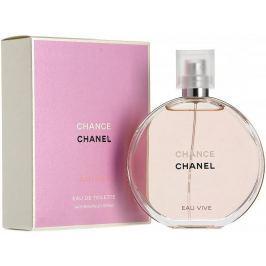 Chanel Chance Eau Vive toaletní voda pro ženy 150 ml