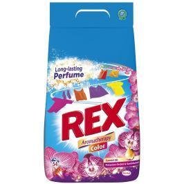 Rex Malaysan Orchid & Sandalwood Aromatherapy Color prášek na praní barevného prádla 54 dávek 3,51 kg