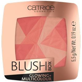 Catrice Blush Box Glowing + Multicolour tvářenka 010 Dolce Vita 5,5 g