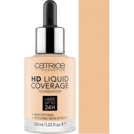 Catrice HD Liquid Coverage Foundation make-up 002 Porcelain Beige 30 ml