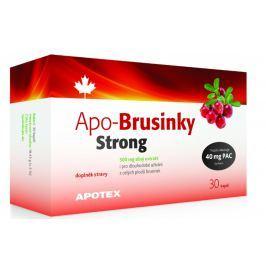 Apotex Apo-Brusinky Strong silný extrakt z celých plodů, doplněk stravy 500 mg 30 kapslí