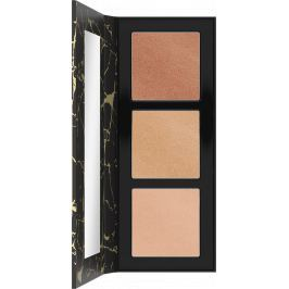 Catrice Luminice Highlight & Bronze Glow Palette paleta luminice 020 Feel Gold 12,6 g