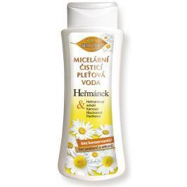 Bione Cosmetics Heřmánek micerální čisticí pleťová voda pro všechny typy pokožky 255 ml
