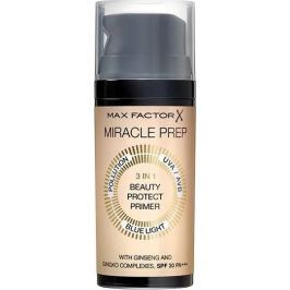 Max Factor Miracle Prep 3in1 Beauty Protect Primer báze pod make-up 3v1 30 ml