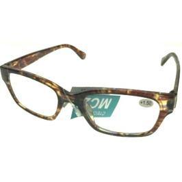 Berkeley Čtecí dioprtické brýle +2,5 plast tygrové žíhané 1 kus ER4198