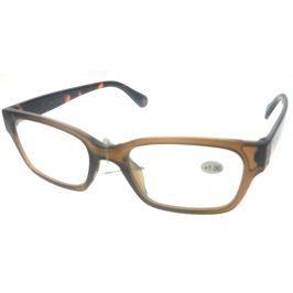 Berkeley Čtecí dioptrické brýle +3,5 plast hnědé 1 kus ER4198