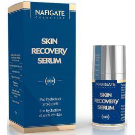 Nafigate Cosmetics Skin Recovery hydratační sérum bojuje proti stárnutí pleti, určené pro zralou pleť 50+ 15 ml