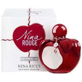 Nina Ricci Nina Rouge toaletní voda pro ženy 30 ml