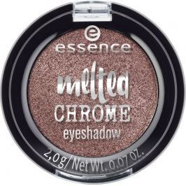 Essence Melted Chrome Eyeshadow oční stíny 07 Warm Bronze 2 g