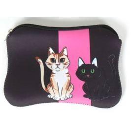 Albi Original Neoprénová taška Kočka 17,5 x 11,5 cm