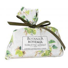 Bohemia Gifts & Cosmetics Botanica Chmel a obilí pivní ručně vyráběné toaletní mýdlo 100 g