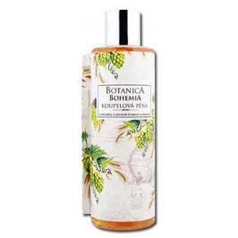 Bohemia Gifts & Cosmetics Botanica Chmel a obilí pivní koupelová pěna 250 ml