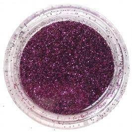 Professional Ozdoby na nehty glitter růžový tmavý 132