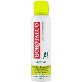 Borotalco Active Citrus antiperspirant deodorant sprej unisex 150 ml