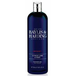 Baylis & Harding Limetka a Máta sprchový gel pro muže 500 ml