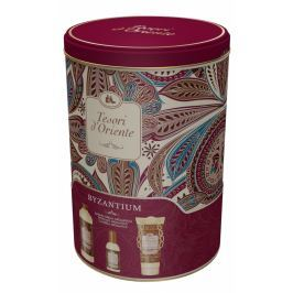 Tesori d Oriente Byzantium toaletní voda 100 ml + sprchový krém 250 ml+ koupelový pěna 500 ml, dárková sada