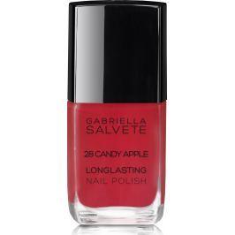 Gabriella Salvete Longlasting Enamel lak na nehty 28 Candy Apple 11 ml