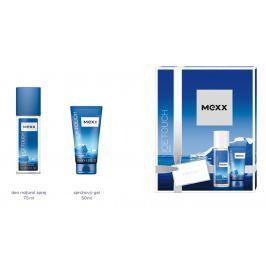 Mexx Ice Touch Man parfémovaný deodorant sklo 75 ml + sprchový gel 50 ml, dárková sada