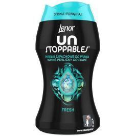 Lenor Unstoppables Fresh - Svěží vonné perličky do pračky dodávají prádlu intenzivní svěží vůni až do dalšího praní 140 g