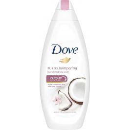 Dove Purely Pampering Kokosové mléko a květy jasmínu sprchový gel 250 ml