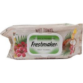 Freshmaker Coconut & Almond vlhčené ubrousky pro děti 144 kusů