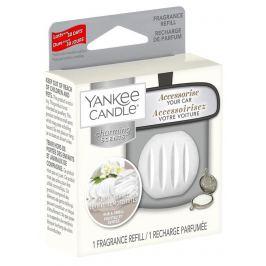 Yankee Candle Fluffy Towels - Nadýchané osušky náplň vůně do auta Charming Scents 30 g