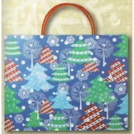 Nekupto Dárková kraftová taška velká 32,5 x 26 x 13 cm Vánoční 260 WCL