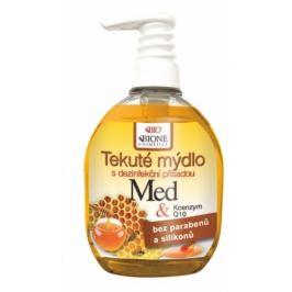 Bione Cosmetics Med a Q10 tekuté mýdlo s dezinfekční přísadou 300 ml