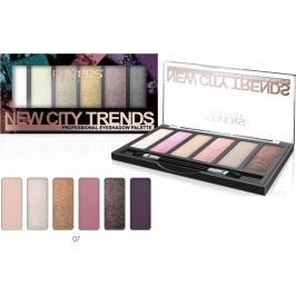 Revers New City Trends paletka očních stínů 07 9 g